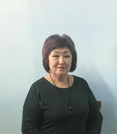 Raysa Tastemirova 2