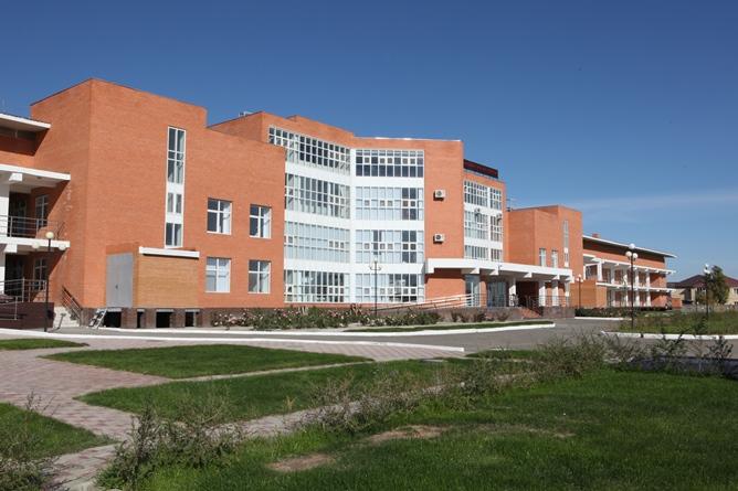 Oblastnaya infektsionnaya bolnitsa v Atyirau