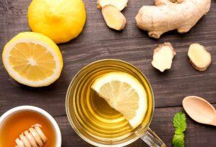 imbir limon mod polza i retsepty imbirnogo chaya