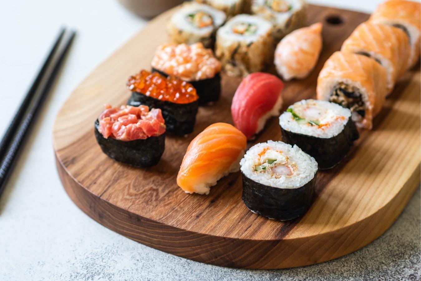 sushi big