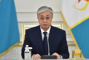 prezident kazakhstana