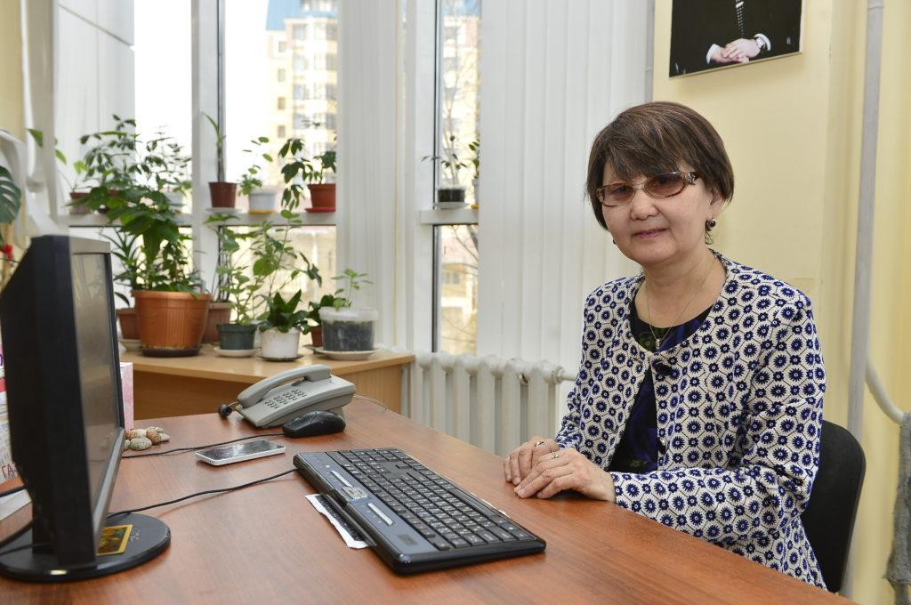 Гулзада Ниеткалиева