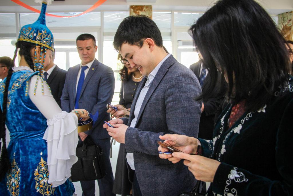 Презентация Малого проектного офиса Рухани Жангыру при НИШ ХБН г (104)