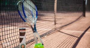 Теннис кортындағы теңдессіз шоу
