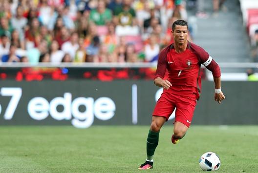 Portugal Estonia Soccer
