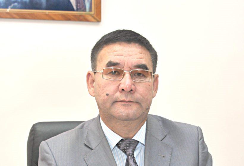 Balmagambetov Isatay