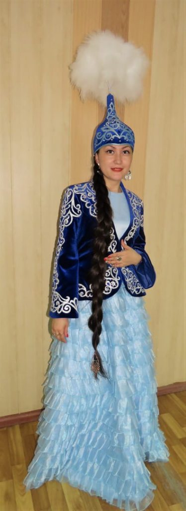 2. Nurgul Lukpanova
